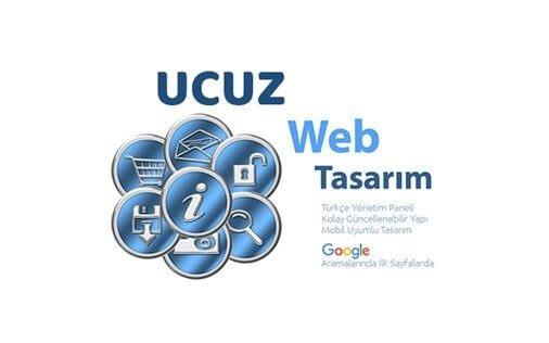 Ucuz Web Sitesi Kur